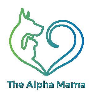 The Alpha Mama | Your Pet Care Professional Logo