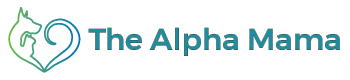 The Alpha Mama | Your Pet Care Professional Logo